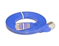 Wirewin Slim Patchkabel: STP, 5m, blau