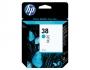 HP Tinte Nr. 38 - Cyan (C9415A)