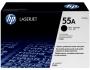 HP Toner 55A - Black (CE255A)