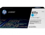 HP Toner 651A - Cyan (CE341A)