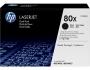 HP Toner 80X - Black 2er-Pack (CF280XD)