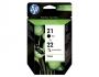 HP Combopack Nr. 21 + 22 (SD367AE)