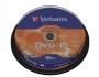 Verbatim DVD-R Medien 4.7GB,16x,10er Spind